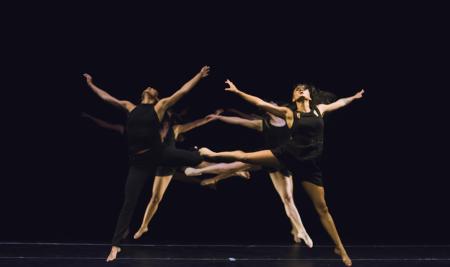 La Compañía Colombiana de Danza Contemporánea de Incolballet, se presenta en el municipio de Trujillo