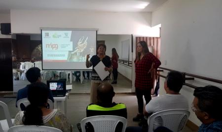 Incolballet socializó el Modelo Integrado de  Planeación y Gestión, MIPG