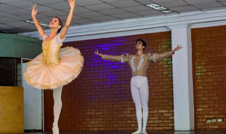 La Compañía Colombiana de Ballet de Incolballet se presenta en Florida
