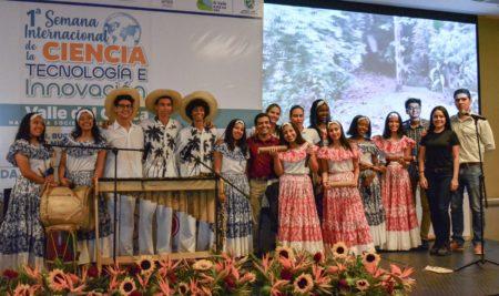 Incolballet participó en la primera semana internacional de la ciencia, tecnología e innovación