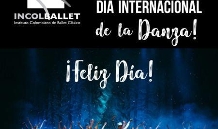 Incolballet conmemora el día de Danza